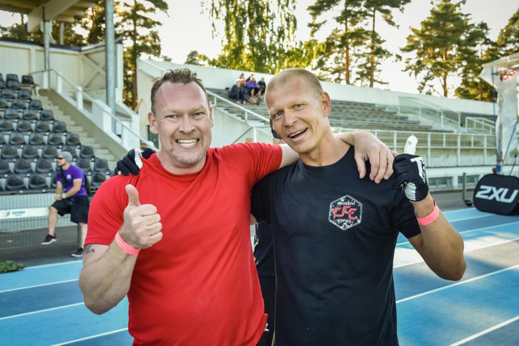 Karjalan Kovimman Masters-sarjoissa on aiempinakin vuosina nähty kovia kamppailuita, kuten vuonna 2015 Tapio Mustosen ja Pete Auvisen välillä.